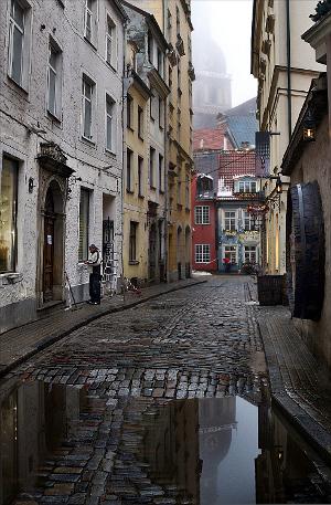 Ryga, ulica Kramu